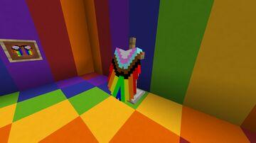 Pride Elytra Minecraft Texture Pack