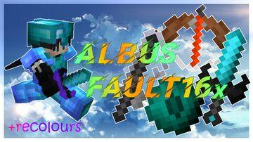 AlbusFault16x Minecraft Texture Pack