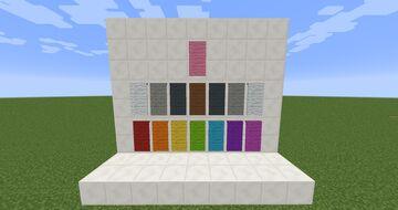 Woolen Banners Minecraft Texture Pack