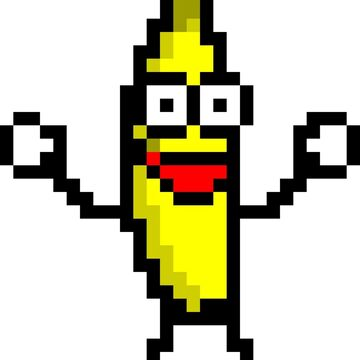 bananas! Minecraft Texture Pack