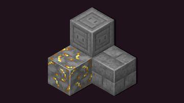 Blackstonelike Stone Minecraft Texture Pack