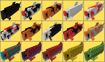 MrLM's - Kois and Arowanas 🐟 Minecraft Texture Pack