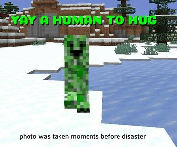 Happy Creeper Fun Time!!!! Minecraft Texture Pack