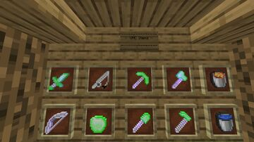 Smaragdus Minecraft Texture Pack