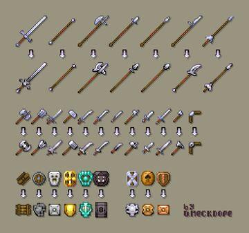 Spartan Retextured Minecraft Texture Pack