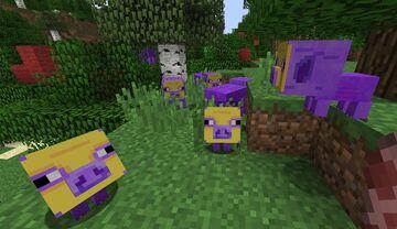 THANOS PIG Minecraft Texture Pack