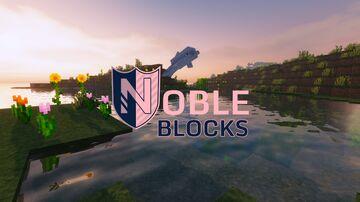 Noble Blocks Minecraft Texture Pack