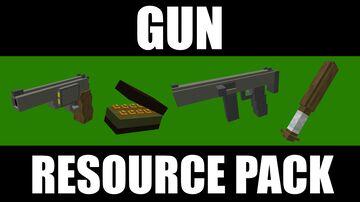 GUN Resource Pack Minecraft Texture Pack