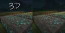 3D Ore Models for Vanilla Textures Minecraft Texture Pack