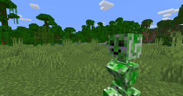 Fellow's Female Mobs v0.2.5 Minecraft Texture Pack