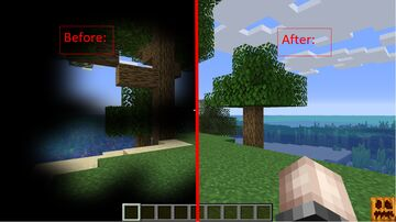 Minecraft but Better Minecraft Texture Pack