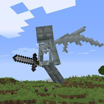 Skeletal Vexes Minecraft Texture Pack