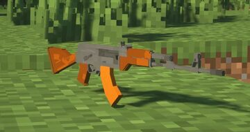 Quality Armory - AK-47 Minecraft Texture Pack