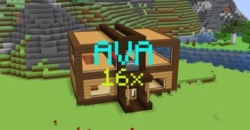 Ava 16x Minecraft Texture Pack