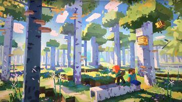 Mushroom Birch Trees Minecraft Texture Pack