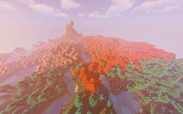 Colorful Flora (Bedrock Edition) Minecraft Texture Pack