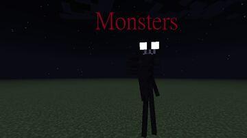 Monsters (OPTIFINE) Minecraft Texture Pack