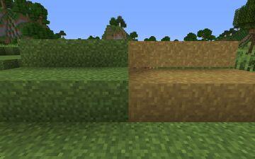 Better Grasses Minecraft Texture Pack