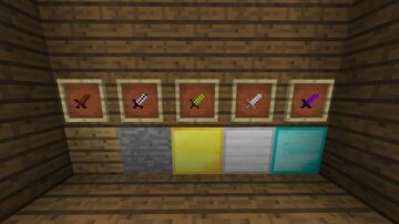 Short Sword Overlay For PvP 16x{GoombaGuy77} Minecraft Texture Pack