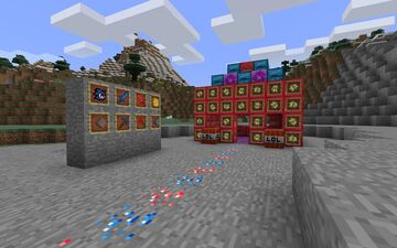 TailsDafox's official pack Minecraft Texture Pack