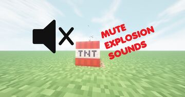 Muted TNT explosions Pack by SkyBlock Squad Minecraft Texture Pack