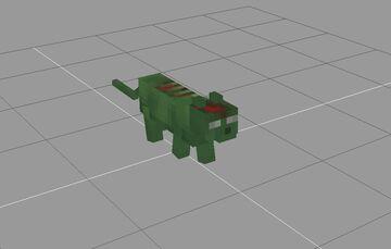 ZombieKats Minecraft Texture Pack