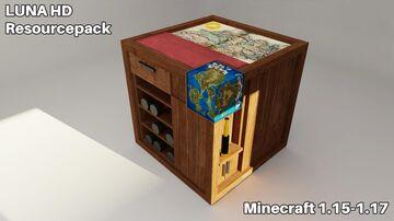 Luna HD 1.17 (512x) Minecraft Texture Pack