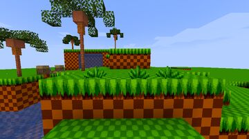 Sonic Pack Minecraft Texture Pack