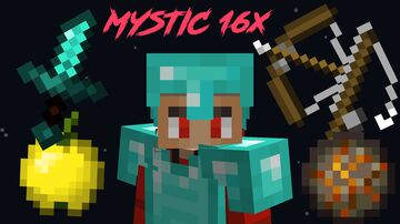 BEST BEDWARS / PVP PACK RELEASE   1.8.9   PvP   16x [MYSTIC 16X] Minecraft Texture Pack