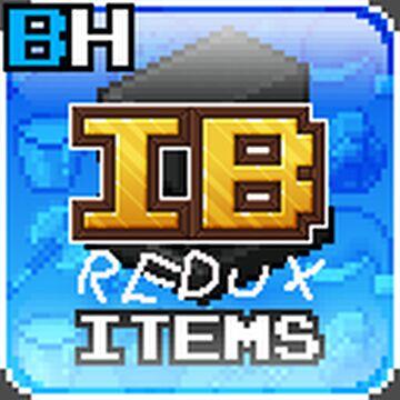 ItemBound: Redux Minecraft Texture Pack