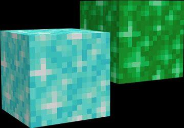 Gem-ethyst Blocks Minecraft Texture Pack