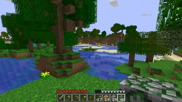 Walk To The FarLands texture pack (wttfl) Minecraft Texture Pack