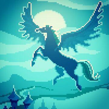 Horse to Pegasus Minecraft Texture Pack