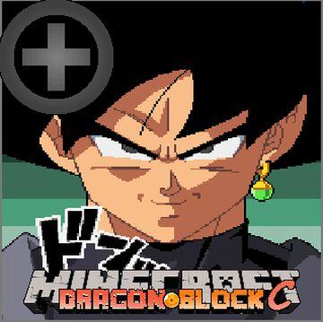 Dragon Block C versão BR textura V5.8 Minecraft Texture Pack
