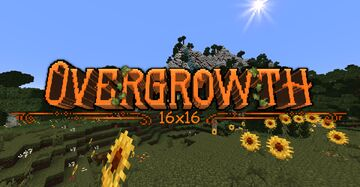 Overgrowth 16x [1.17+] Minecraft Texture Pack