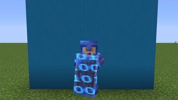 BRJ's Binary Enchantment Glint (Blue) Minecraft Texture Pack