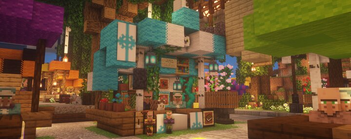 CaraRose shop on the PMC server