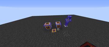 Purple diamond Minecraft Texture Pack