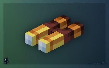 Binoculars   Bedrock Edition Minecraft Texture Pack