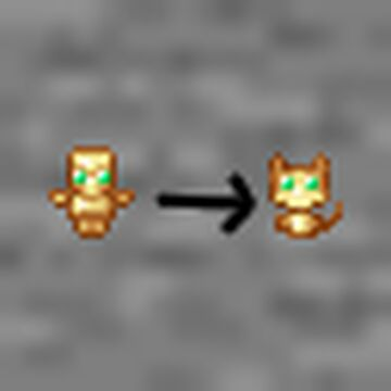 Cat of Life Totem Minecraft Texture Pack