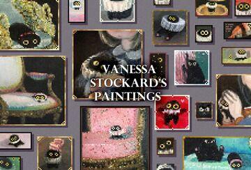 Vanessa Stockard's Paintings Minecraft Texture Pack