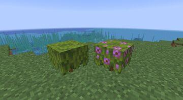 Smaller Azalea Bushes Minecraft Texture Pack
