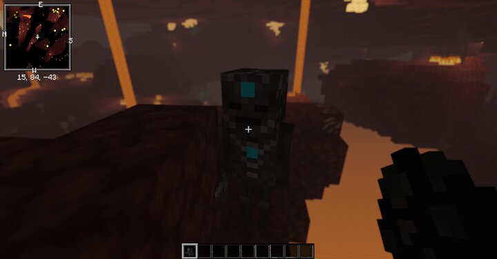 new wither skeleton
