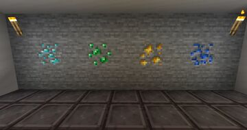 New Ore Textures! Minecraft Texture Pack