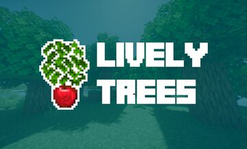 Lively Trees Minecraft Texture Pack