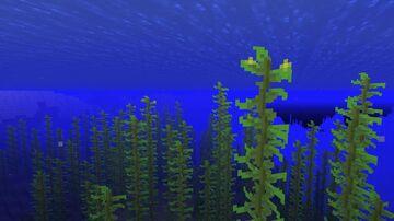 Sporing Kelp Minecraft Texture Pack