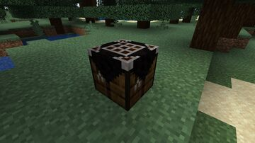 Better (Modernized) Crafting Table 1.17 16x Minecraft Texture Pack