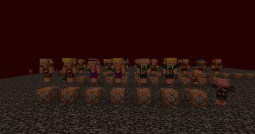 Piglin Variety! Minecraft Texture Pack