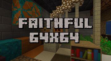 Faithful 1.8x Minecraft Texture Pack