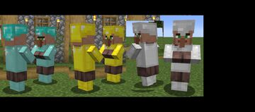 Nitwit Guards! Minecraft Texture Pack